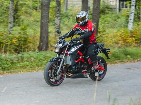 Фотогалерея мотоцикла СFMOTO 650 NK - фото 13