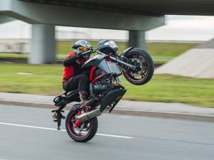 Обзор мотоцикла СFMOTO 650 NK