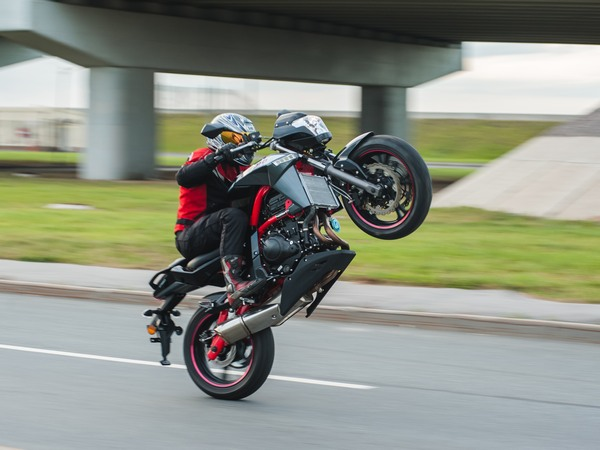 Фотогалерея мотоцикла СFMOTO 650 NK - фото 15
