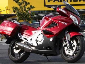 Цена мотоцикла 650ТК от CFMoto