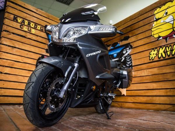 Фотогалерея мотоцикла CFMoto 650 ТК - фото 4