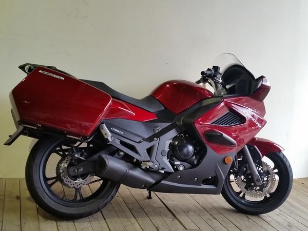 Фотогалерея мотоцикла CFMoto 650 ТК - фото 5