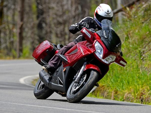 Фотогалерея мотоцикла CFMoto 650 ТК - фото 6