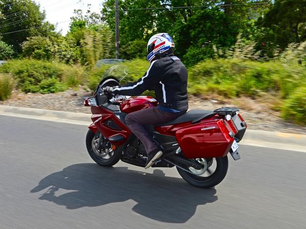 Фотогалерея мотоцикла CFMoto 650 ТК - фото 7
