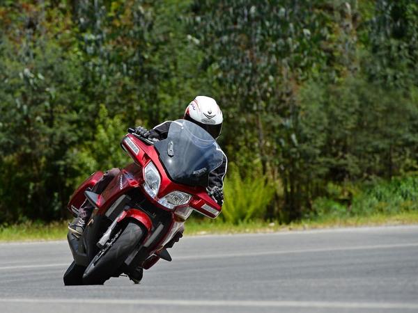 Фотогалерея мотоцикла CFMoto 650 ТК - фото 8