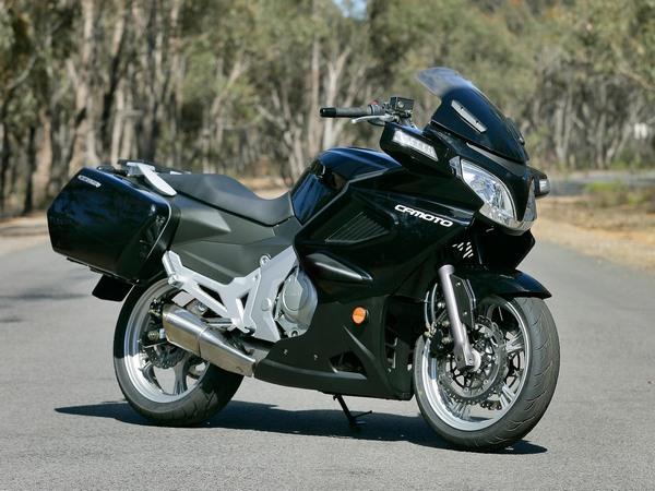 Фотогалерея мотоцикла CFMoto 650 ТК - фото 9