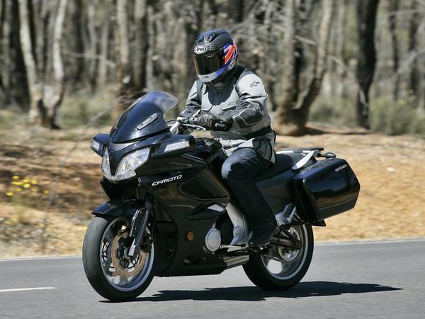 Фотогалерея мотоцикла CFMoto 650 ТК - фото 11