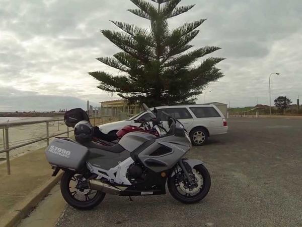 Фотогалерея мотоцикла CFMoto 650 ТК - фото 13