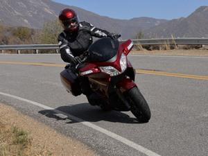 Габариты мотоцикла CFMoto 650 ТК