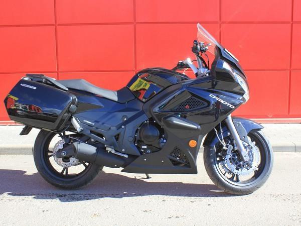 Фотогалерея мотоцикла CFMoto 650 ТК - фото 3