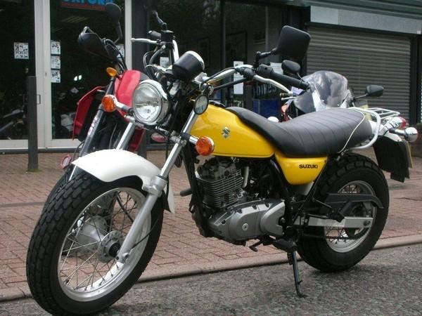 Фотогалерея 125 кубовые мотоциклы фото - 12