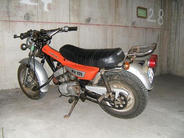 Фотогалерея 125 кубовые мотоциклы фото - 16