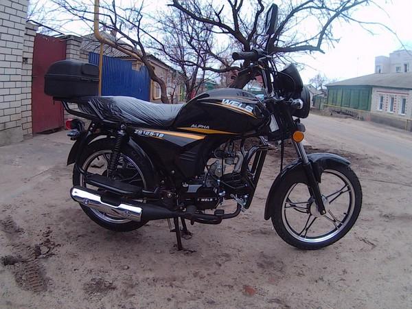 Фотогалерея 125 кубовые мотоциклы фото - 2