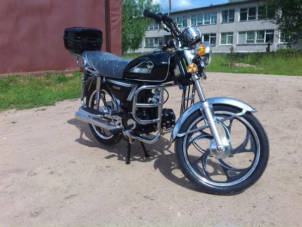 Фотогалерея 125 кубовые мотоциклы фото - 3