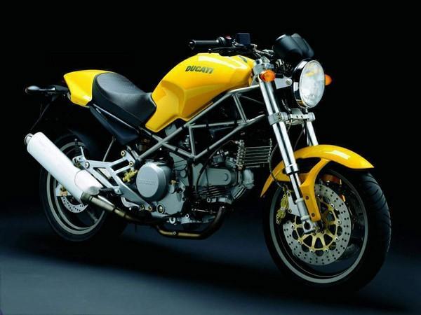 Фотогалерея Ducati Monster 400 фото - 8