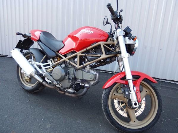 Фотогалерея Ducati Monster 400 фото - 9