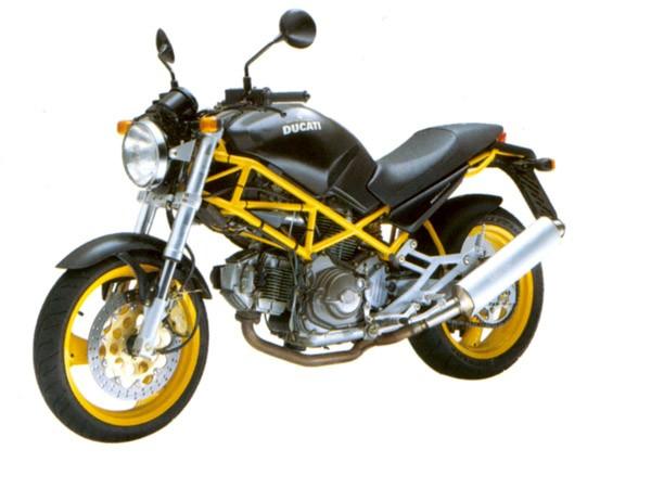 Фотогалерея Ducati Monster 400 фото - 11