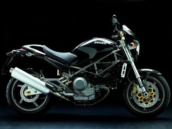 Фотогалерея Ducati Monster 400 фото - 1
