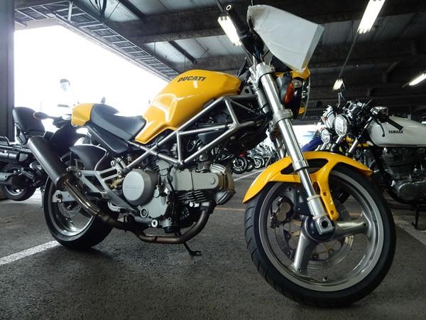 Фотогалерея Ducati Monster 400 фото - 2