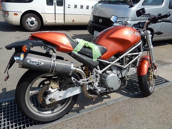 Фотогалерея Ducati Monster 400 фото - 3