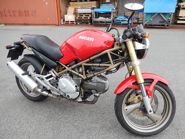 Фотогалерея Ducati Monster 400 фото - 4