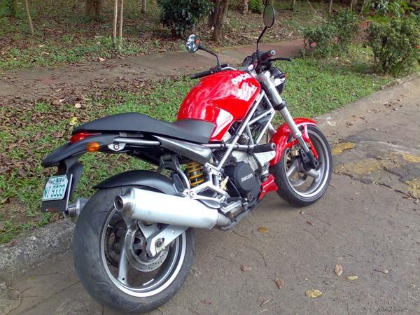 Фотогалерея Ducati Monster 400 фото - 5