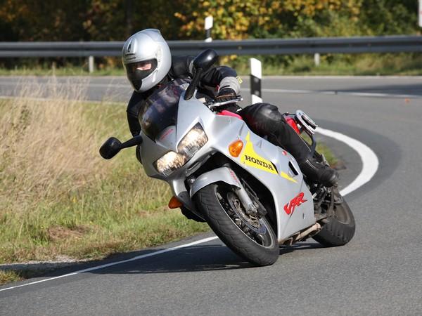 Фотогалерея Honda VFR 800 - фото 11