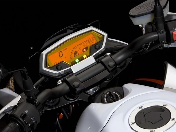 Фотогалерея мотоцикла Kawasaki Z1000 - фото 13
