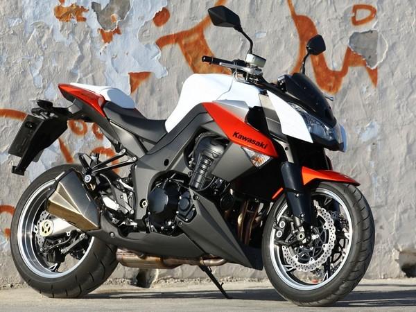 Фотогалерея мотоцикла Kawasaki Z1000 - фото 15