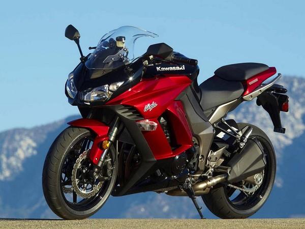 Фотогалерея мотоцикла Kawasaki Z1000 - фото 16