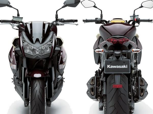 Фотогалерея мотоцикла Kawasaki Z1000 - фото 7