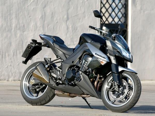 Фотогалерея мотоцикла Kawasaki Z1000 - фото 8