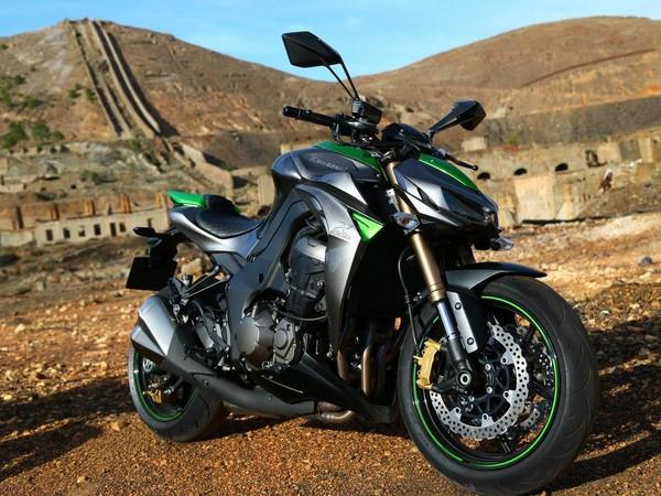 Фотогалерея мотоцикла Kawasaki Z1000 - фото 9