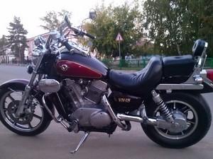 Classic Tourer мотоцикл был весьма соответствовавший времени