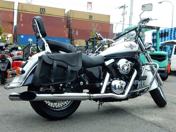 Фотогалерея мотоцикл Kawasaki Vulcan 1500 фото 11