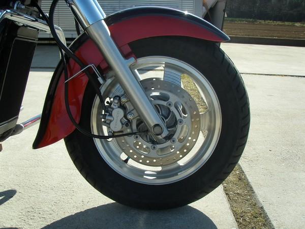Фотогалерея мотоцикл Kawasaki Vulcan 1500 фото 13