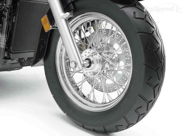 Фотогалерея мотоцикл Kawasaki Vulcan 1500 фото 14