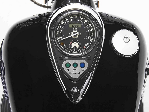 Фотогалерея мотоцикл Kawasaki Vulcan 1500 фото 15