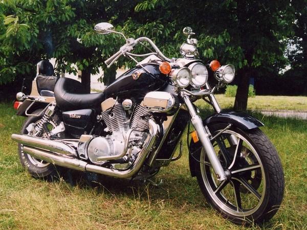 Фотогалерея мотоцикл Kawasaki Vulcan 1500 фото 16