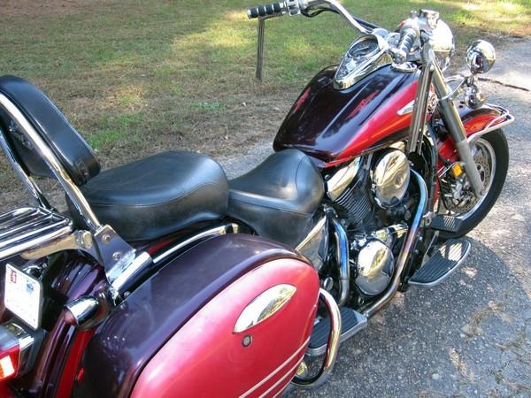 Фотогалерея мотоцикл Kawasaki Vulcan 1500 фото 17