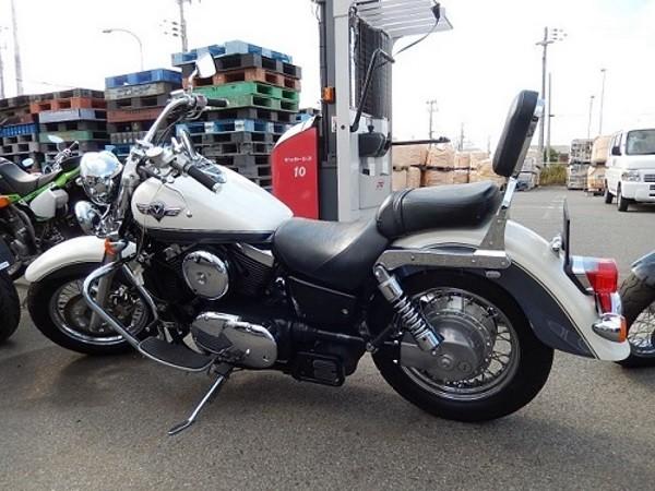 Фотогалерея мотоцикл Kawasaki Vulcan 1500 фото 3
