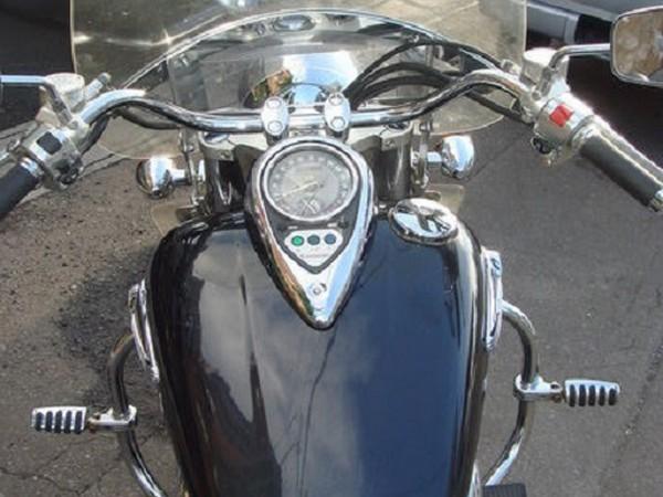 Фотогалерея мотоцикл Kawasaki Vulcan 1500 фото 5