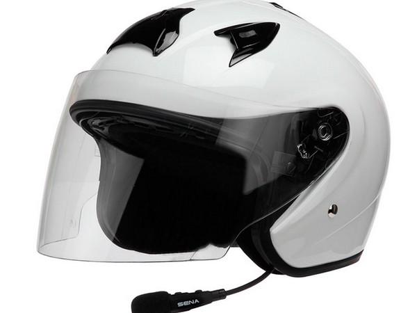Фотогалерея мотогарнитуры для шлема фото - 11