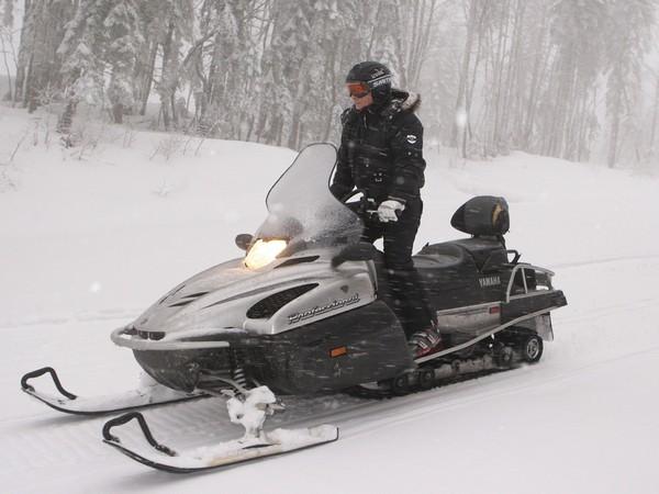 Фотогалерея Накладки на лыжи для снегохода фото 15