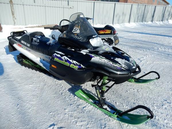 Фотогалерея Накладки на лыжи для снегохода фото 16