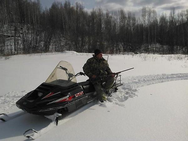 Фотогалерея Накладки на лыжи для снегохода фото 17