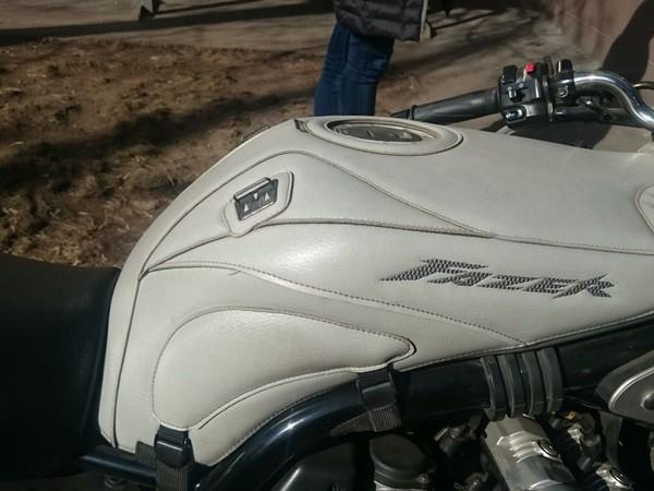 Фотогалерея Обзор чехлов для мотоцикла фото - 8