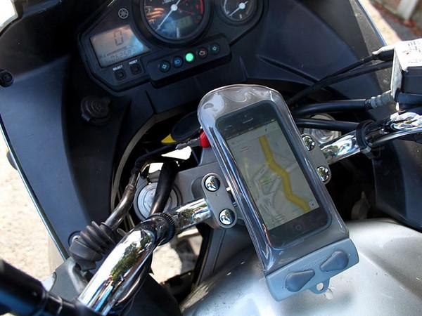 Фотогалерея Обзор чехлов для мотоцикла фото - 11