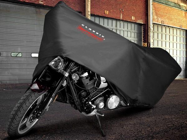 Фотогалерея Обзор чехлов для мотоцикла фото - 12