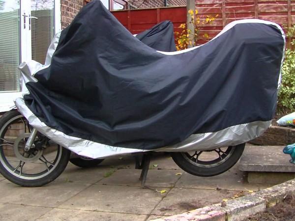 Фотогалерея Обзор чехлов для мотоцикла фото - 14